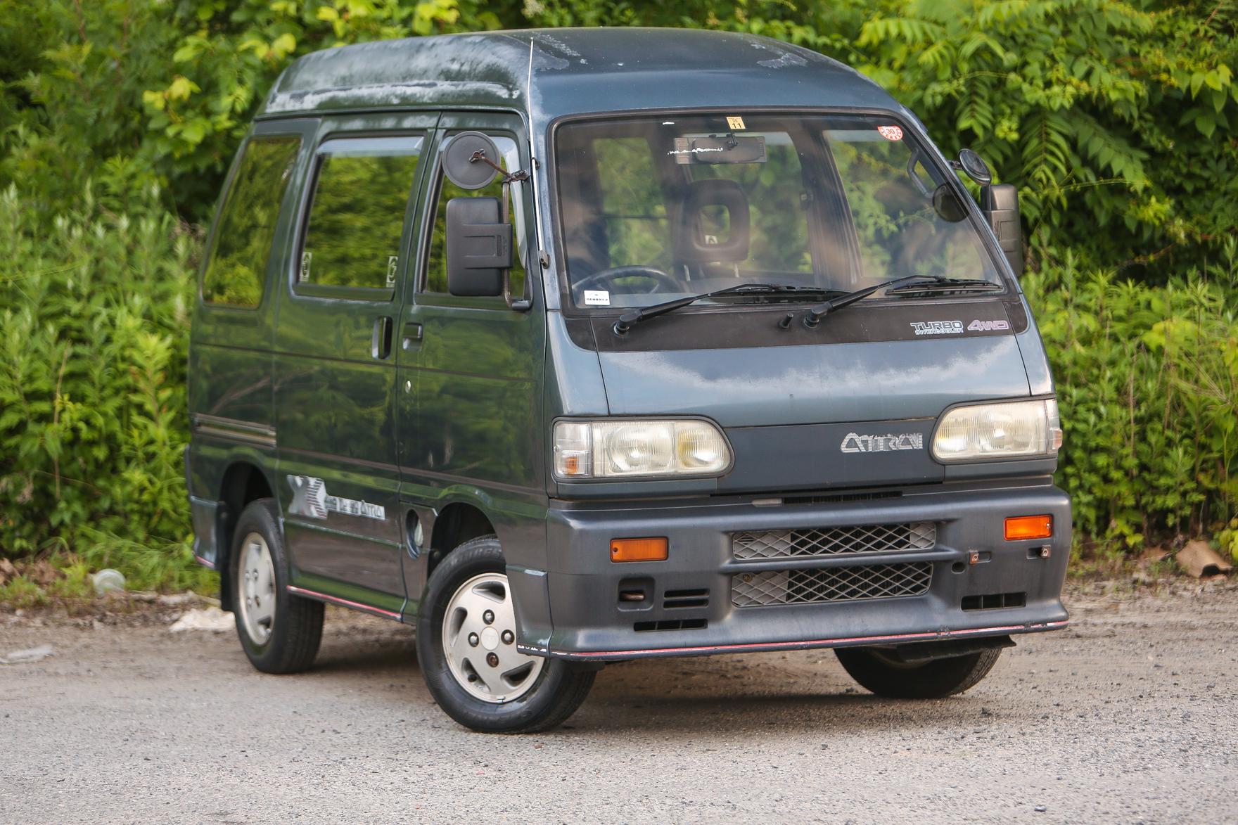 1990 Daihatsu Atrai Turbo - Asking Price $8,500