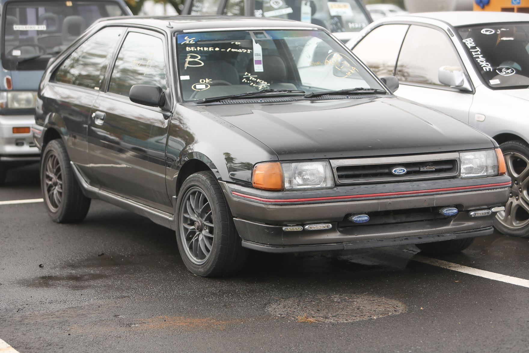 1986 Ford Laser TX3 - AVAILABLE NOW!!!