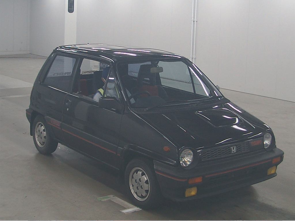 1983 Honda City Turbo - COMING FOR SALE SOON