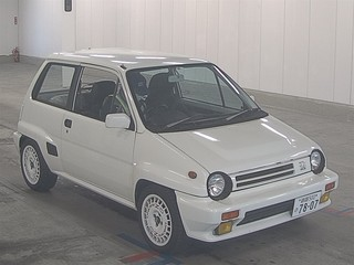 1985 Honda City Turbo II - COMING FOR SALE SOON