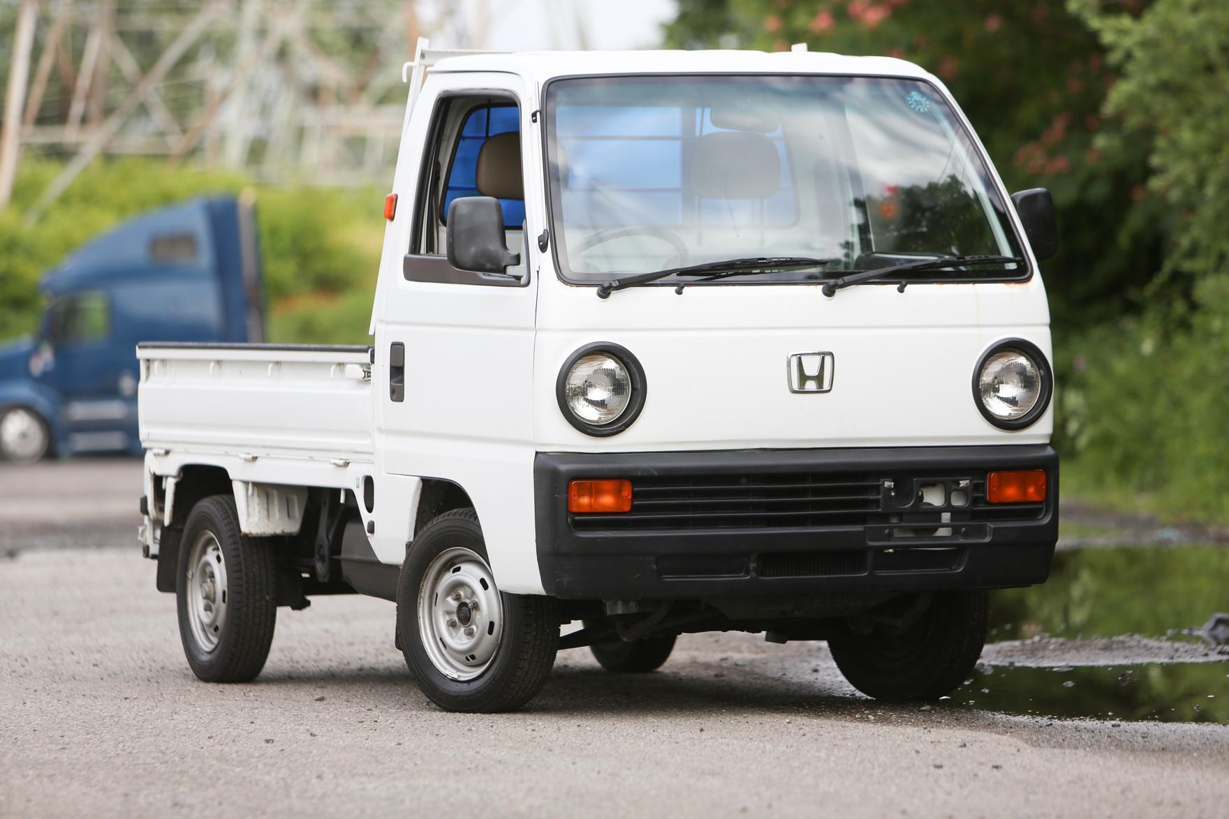 1989 Honda ACTY 4WD - $5,700