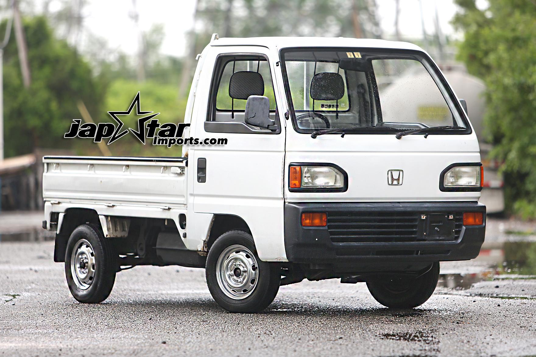 1991 Honda ACTY ATACK 4WD - $5,500