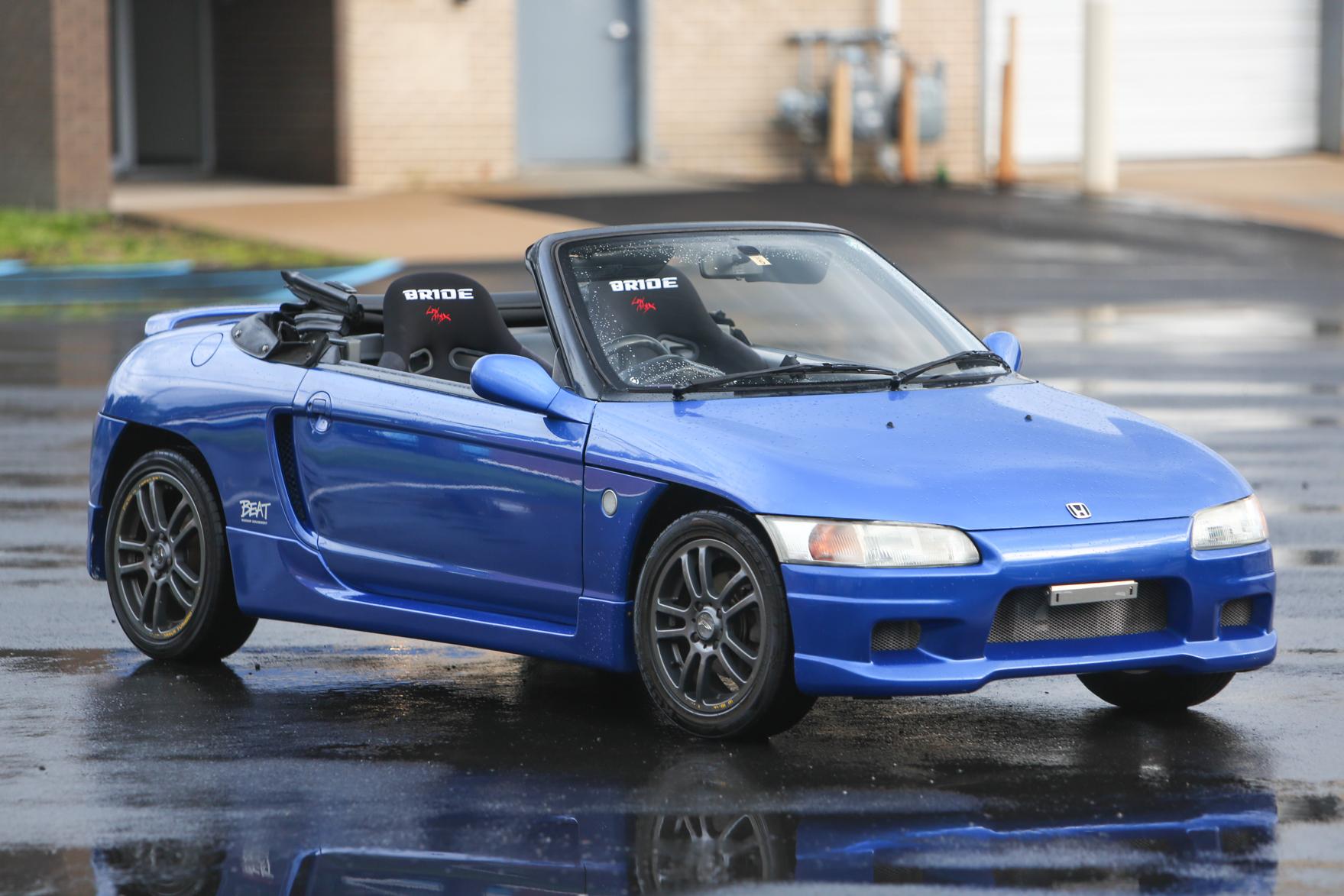 1991 Honda Beat - $8,350