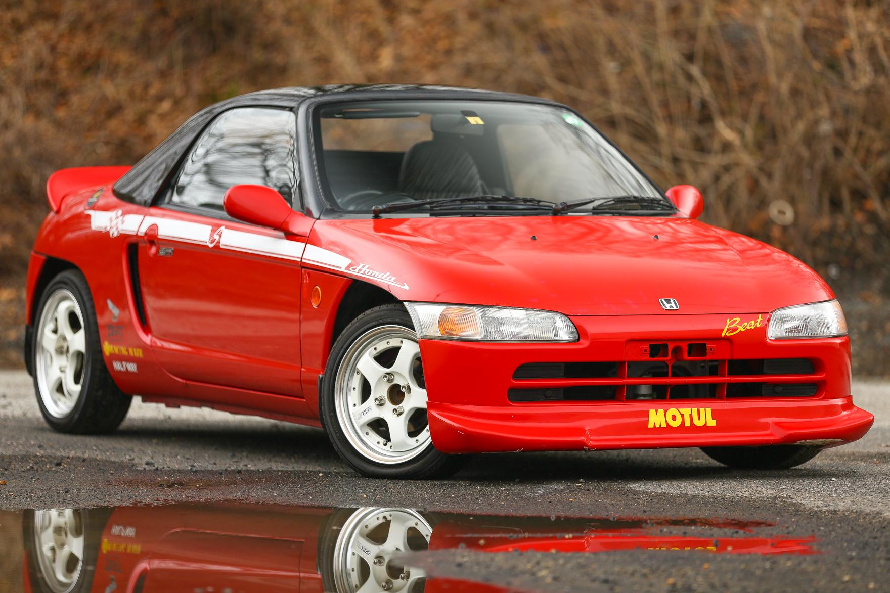 1991 Honda Beat - $12,750