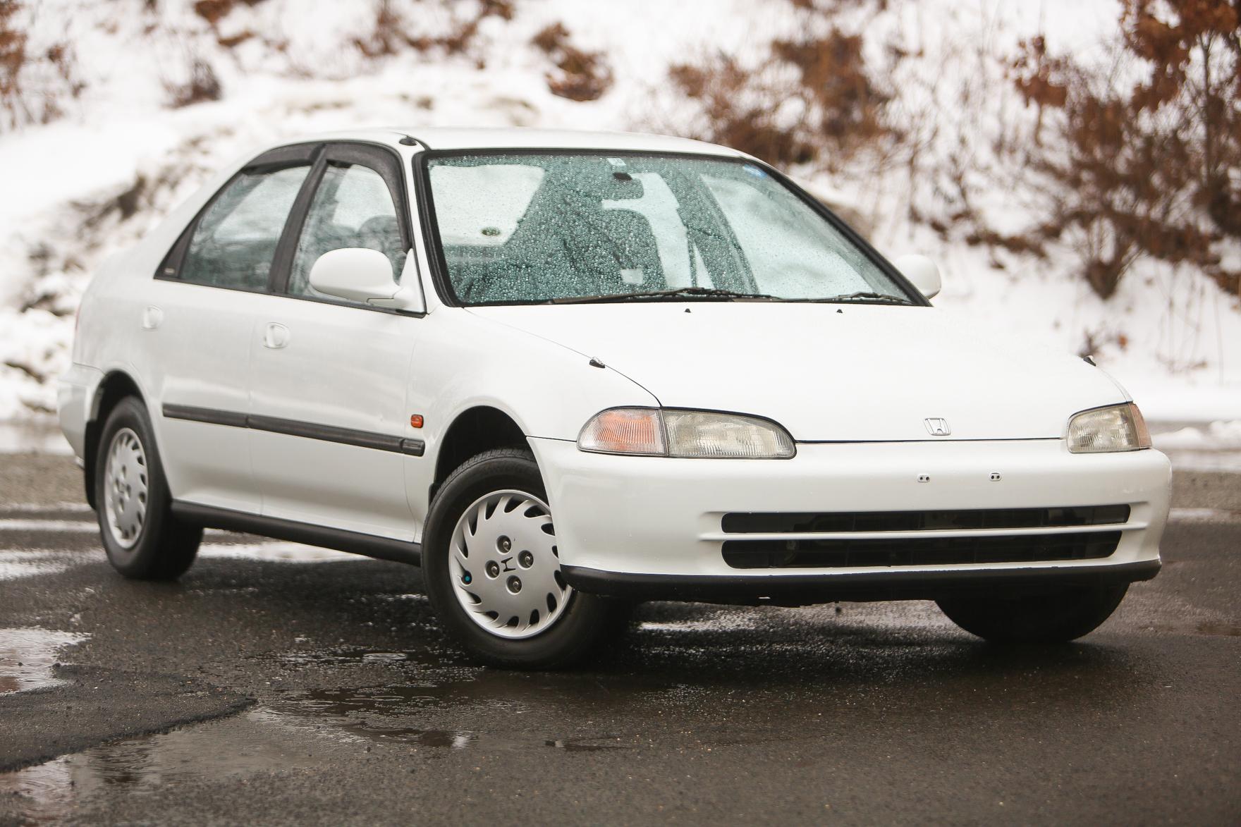 1993 Honda Civic 4 Door - $9,000