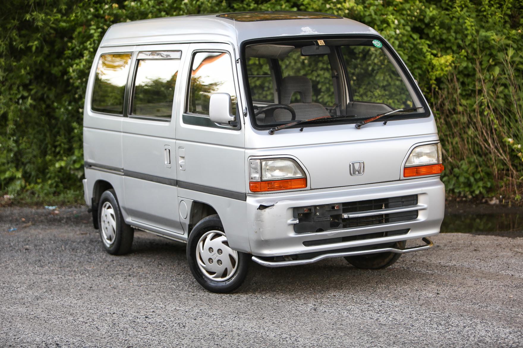 1994 Honda Street - $7,500