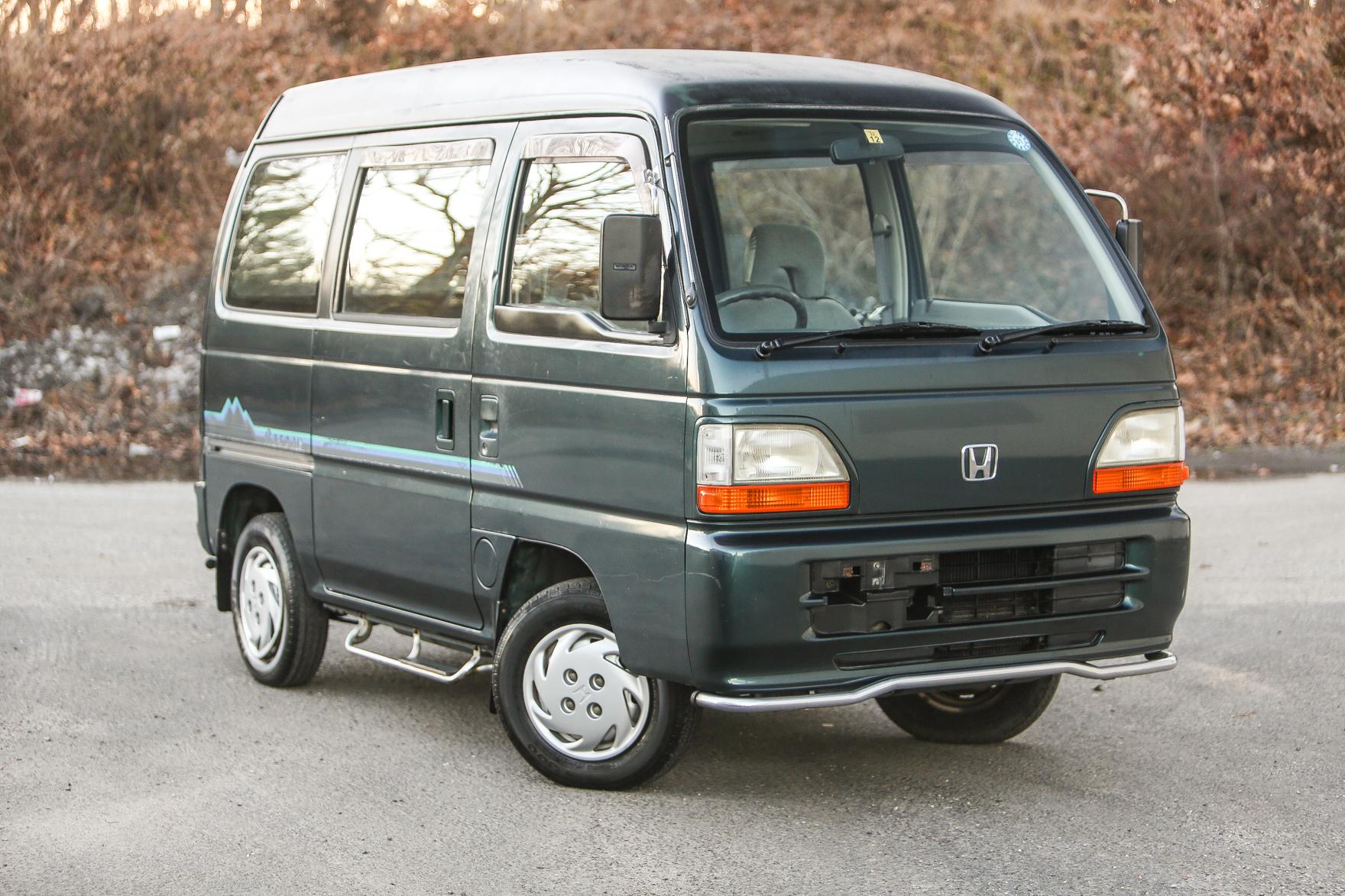 1994 Honda Street Van - $8,300