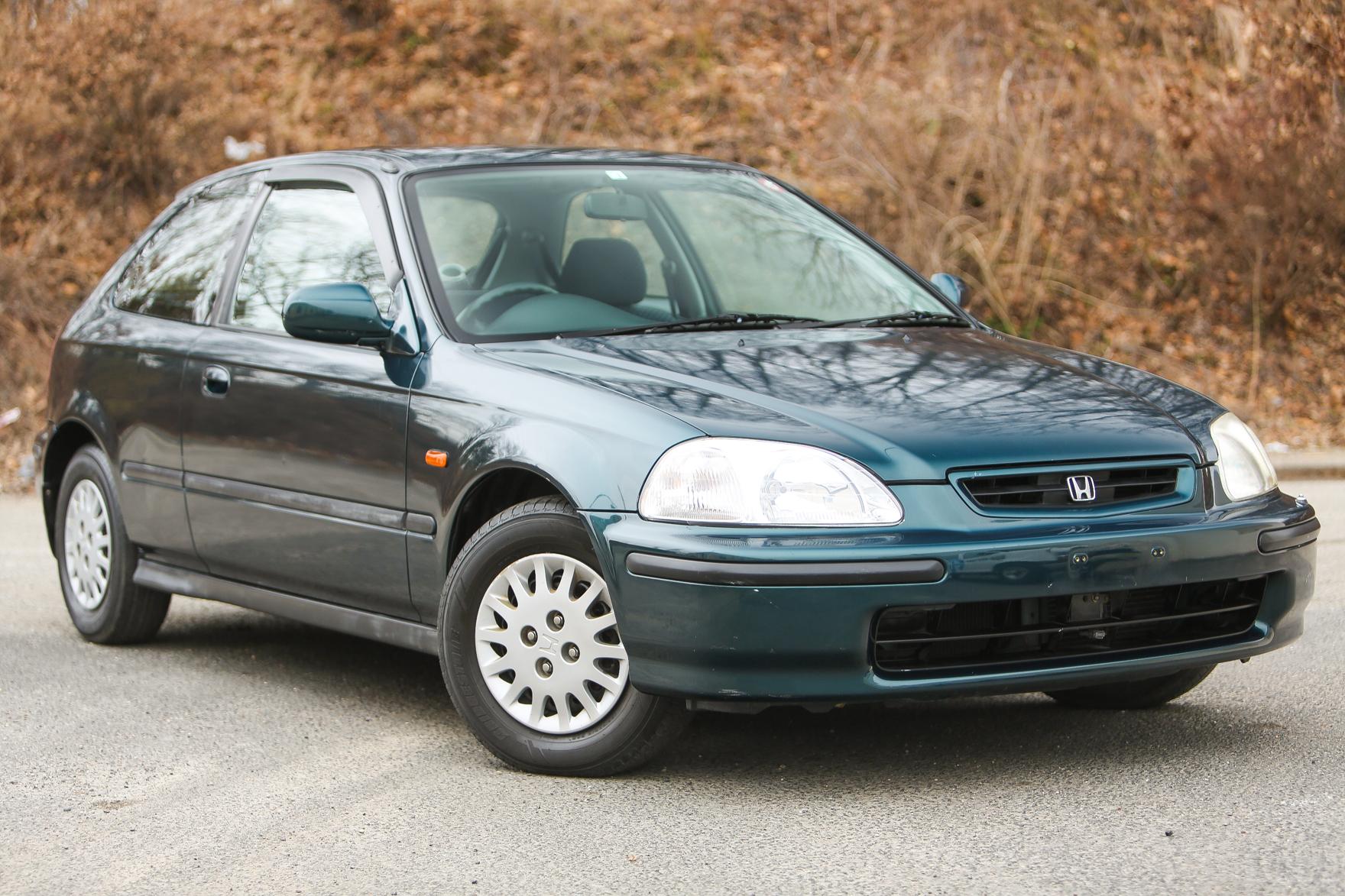 1996 Honda Civic EK Hatch - $12,750