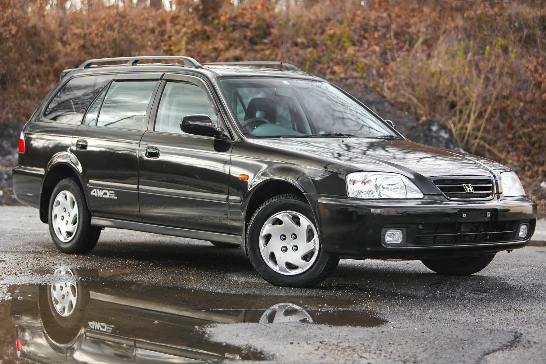 1996 Honda Orthia - COLLECTOR CAR AUCTION SOON