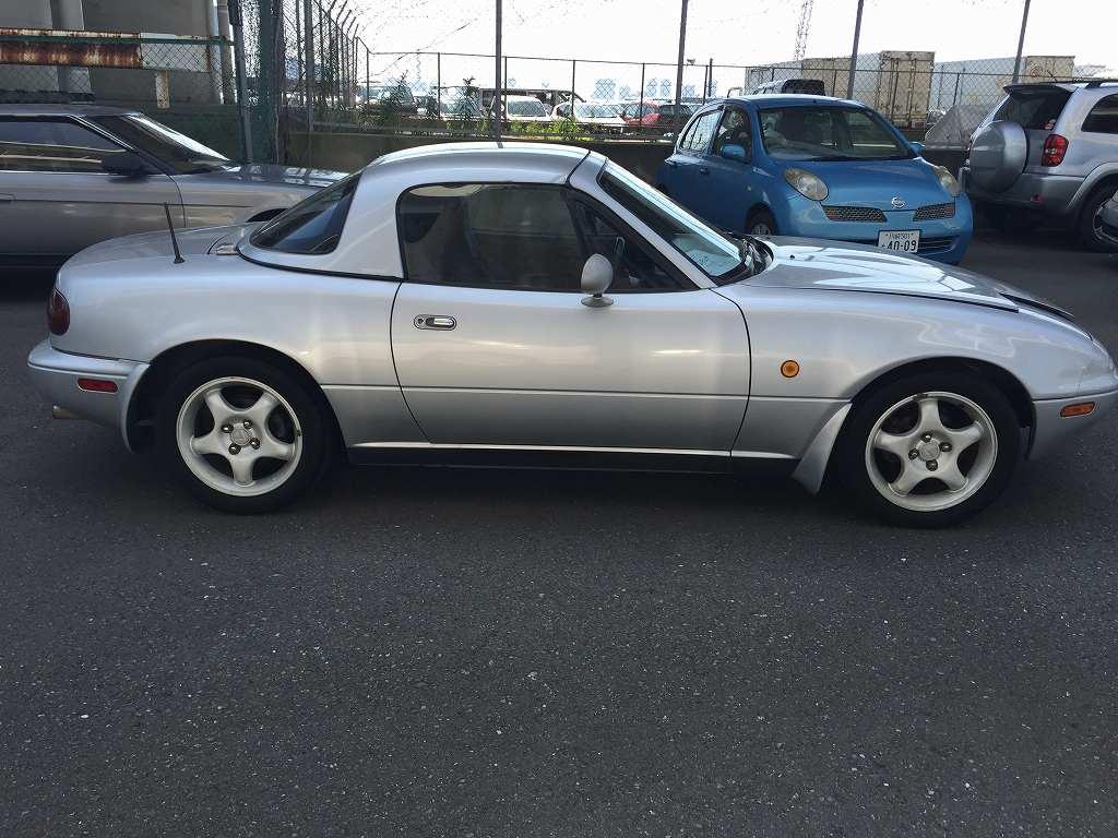 1990 Mazda Roadster - SOLD