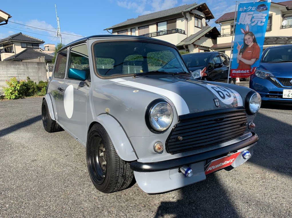 1989 Rover Mini - $18,500