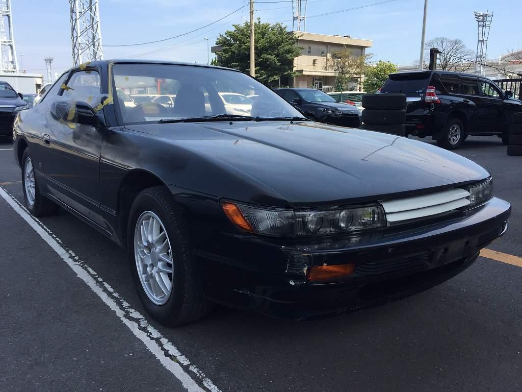1988 Nissan Silvia Q's