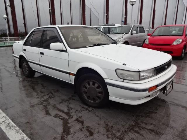 1989 Nissan Bluebird SSS - SOLD