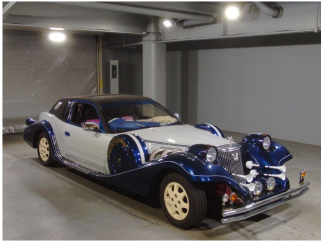 1991 Mitsuoka Le-Seyde - CUSTOMER ORDER - Customer disappeared will be for sale soon.