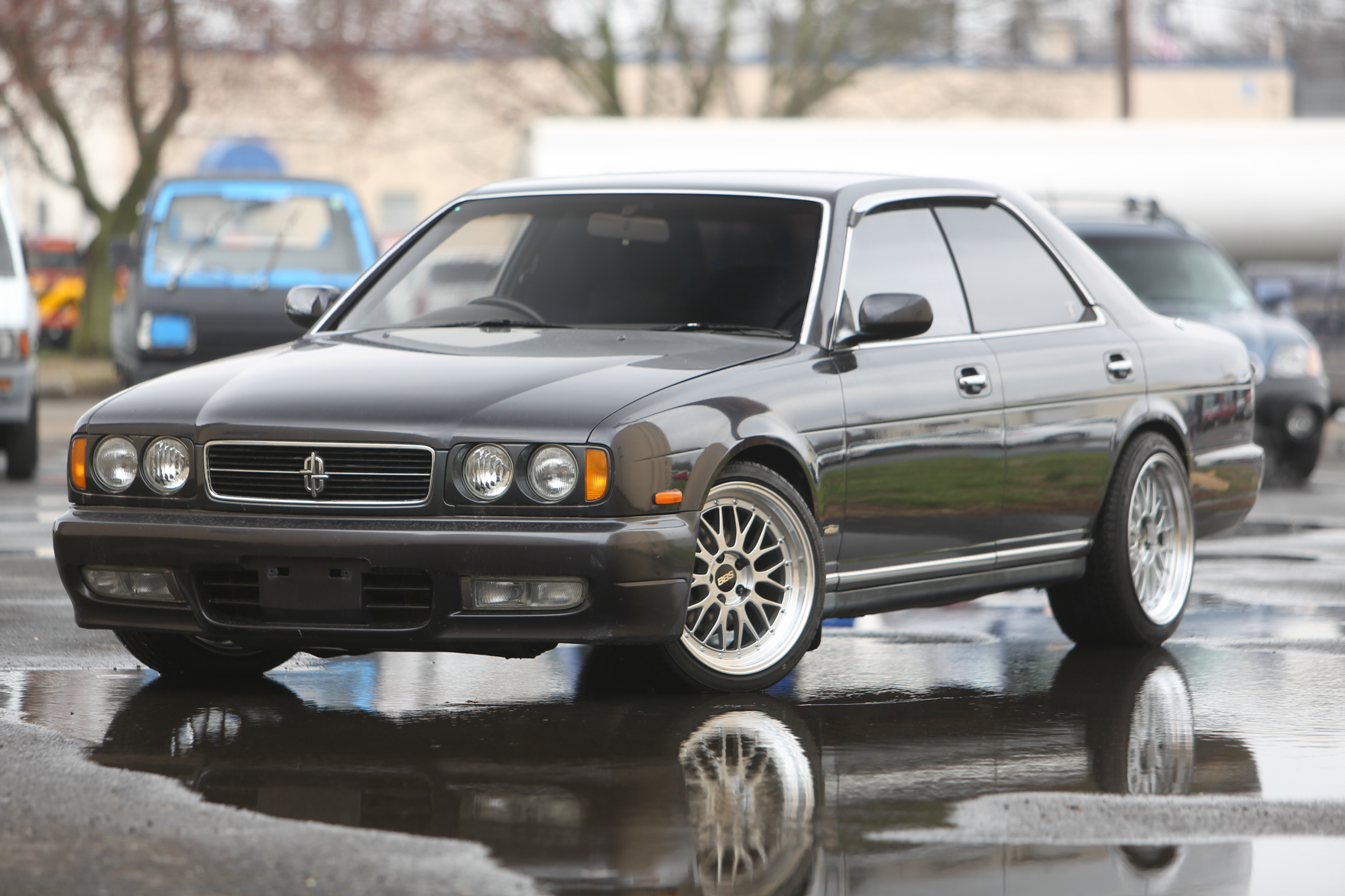 1992 Nissan Gloria Grand Turismo Turbo - $7,450