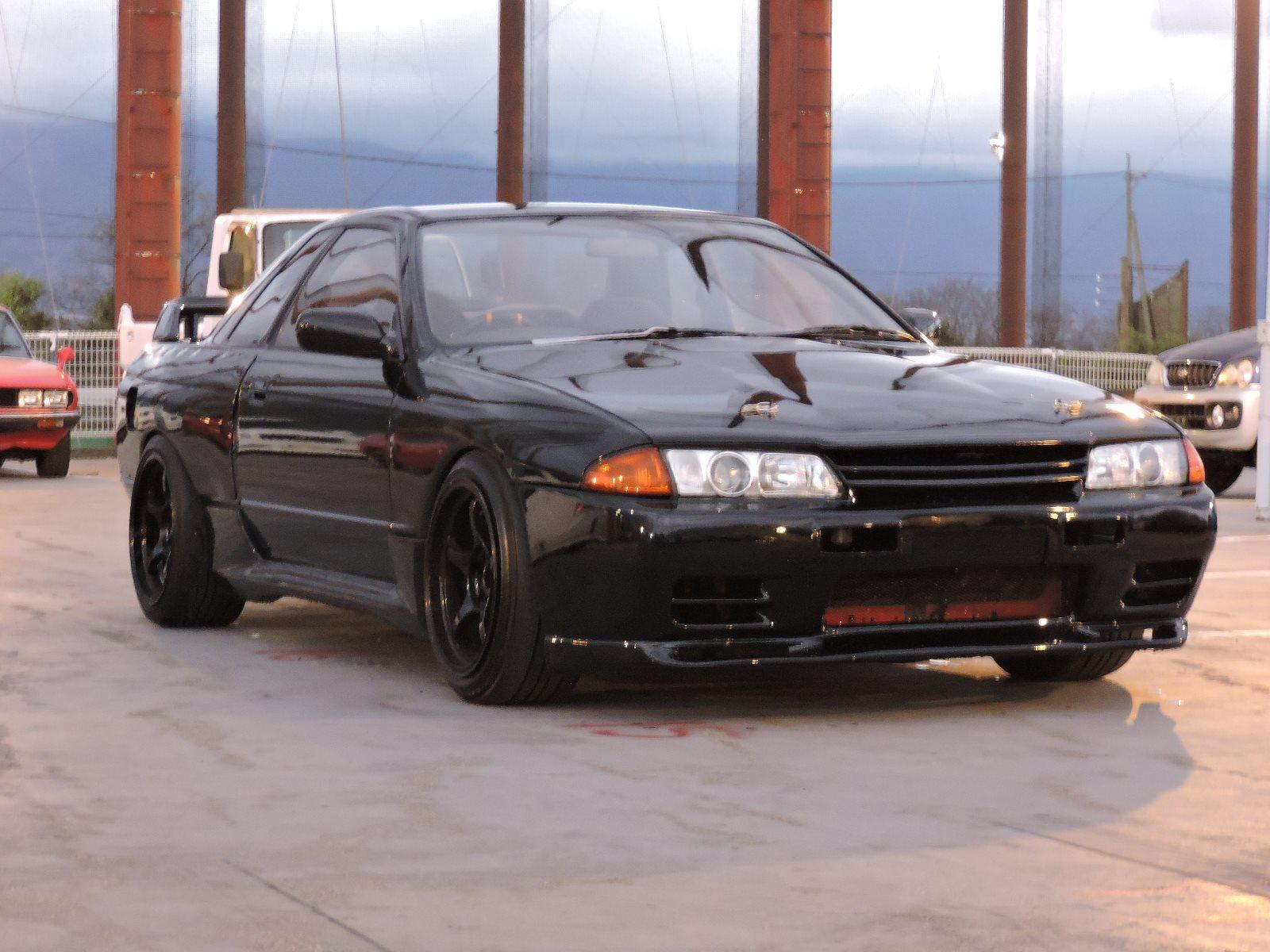 1992 Skyline R32 GTS-T TypeM