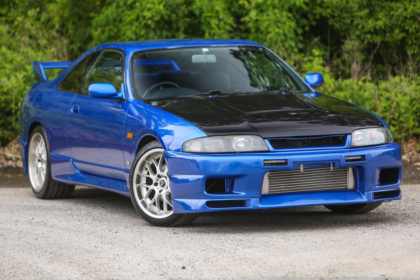 1995 Nissan Skyline R33 GTS-T - Asking Price $33,500