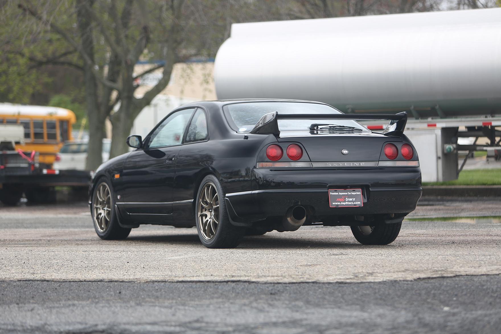 Nissan Skyline R33 GTST - SOLD