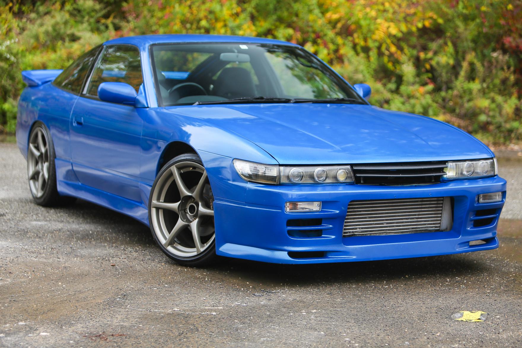 1995 Nissan 180sx Sil-eighty Turbo - $18,500