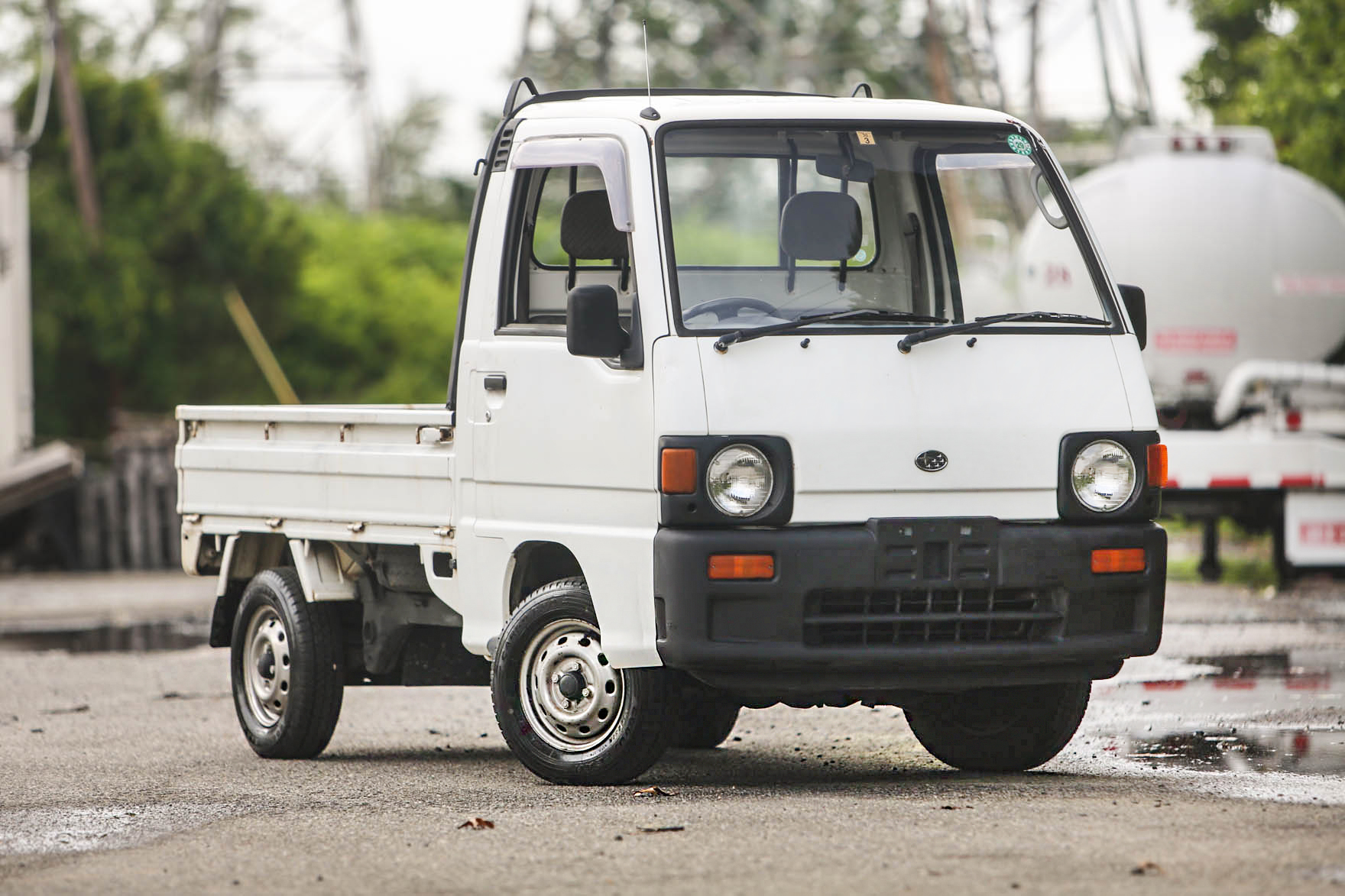 1992 Subaru Sambar 2WD - $4,150