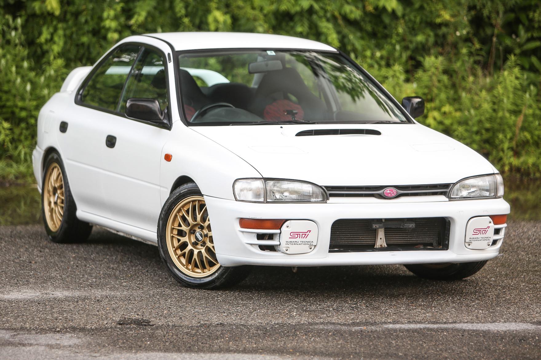 1993 Subaru Impreza WRX - $17,750