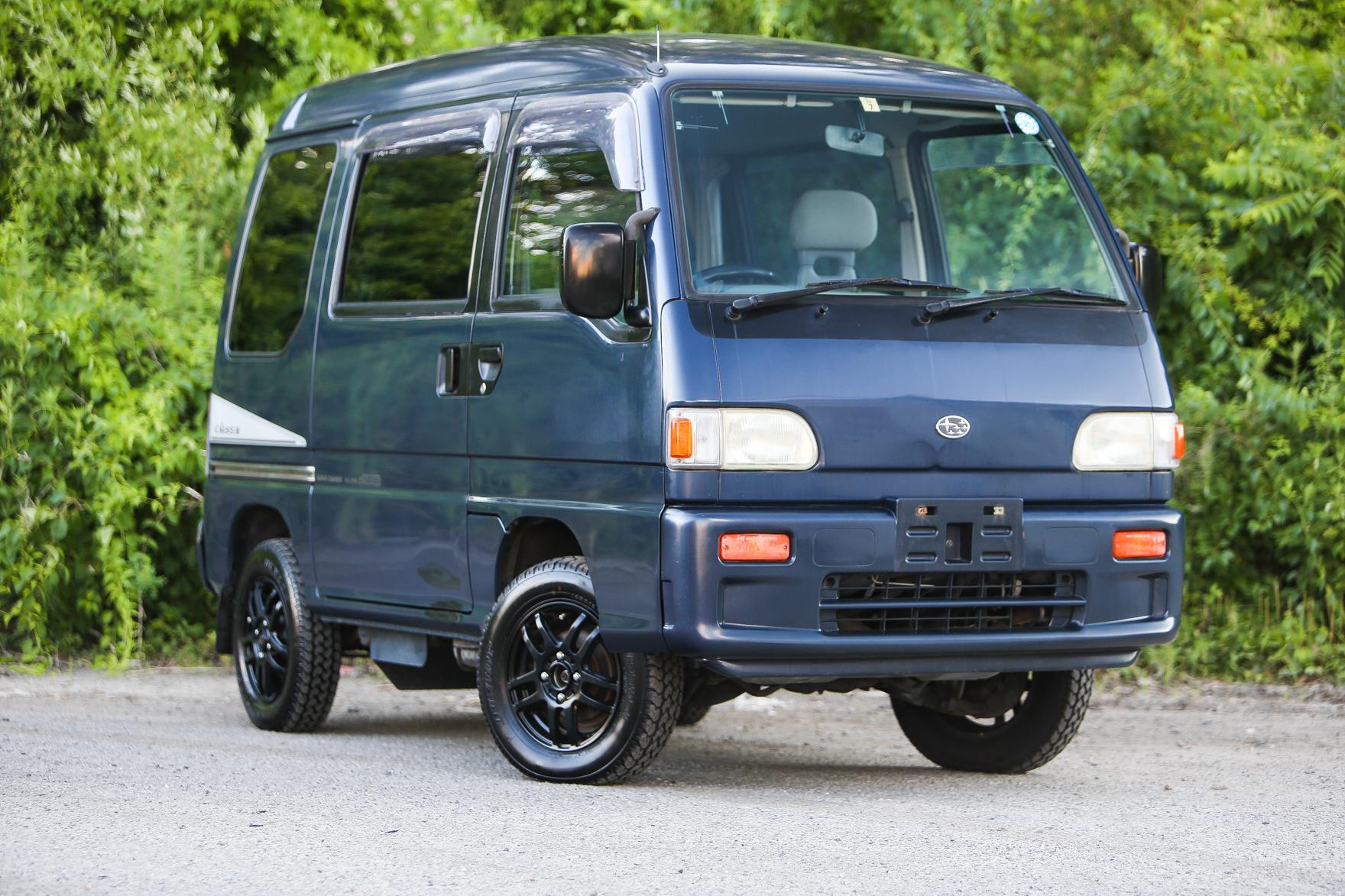 1994 Subaru Sambar Dias II Van Supercharger - SOLD
