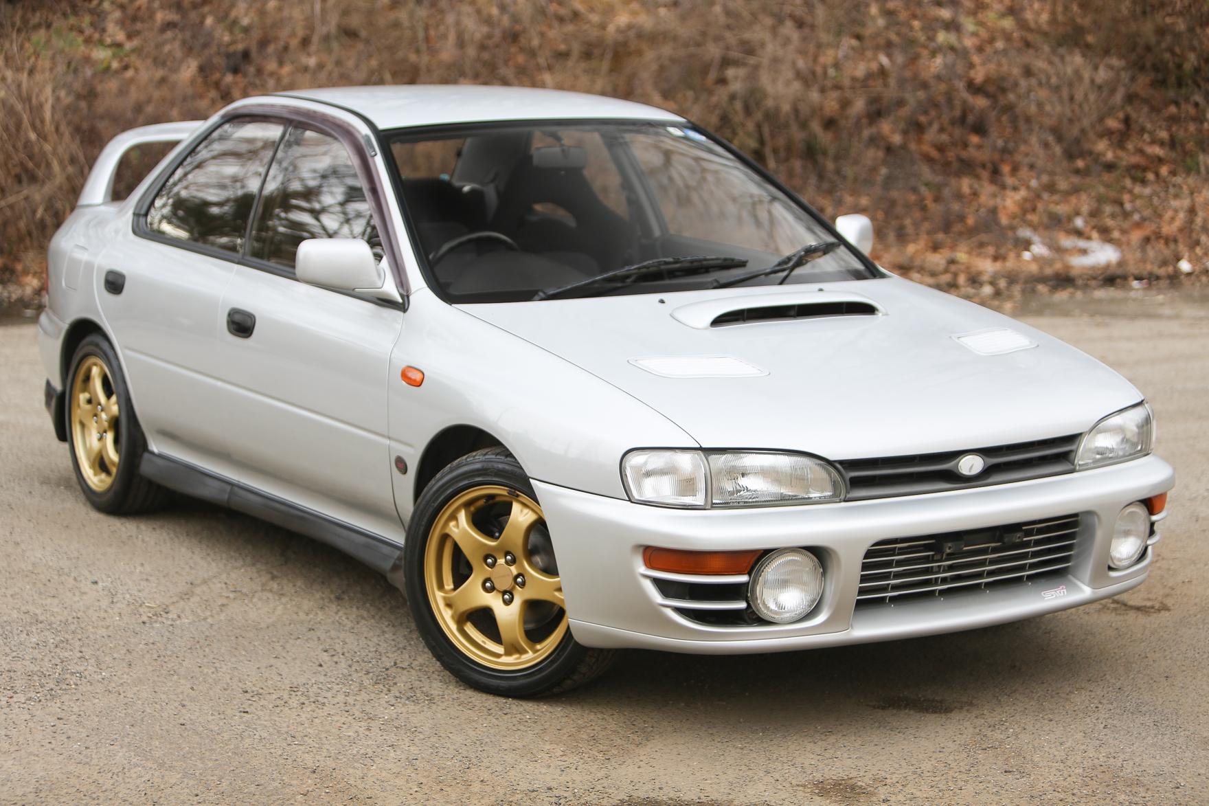 1994 Subaru Impreza WRX STI Special Edition - GOING TO COLLECTOR CAR AUCTION