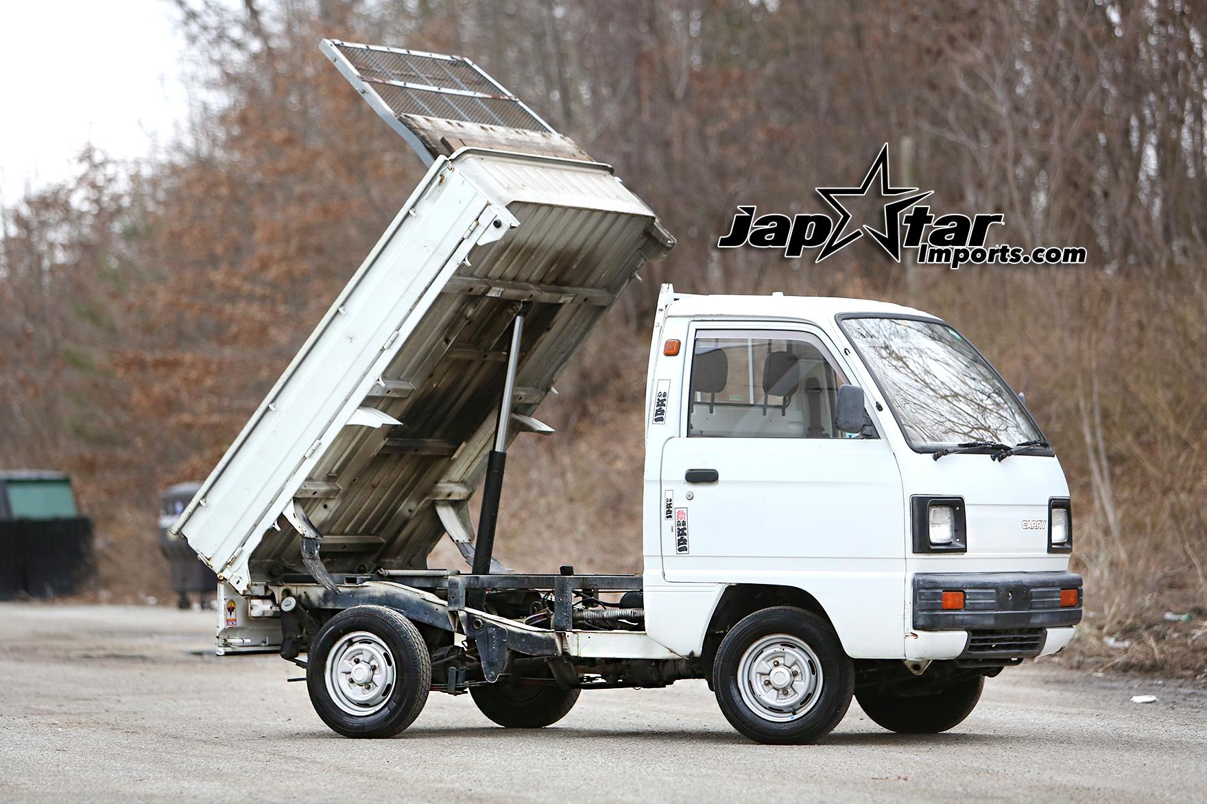 1988 Suzuki Carry Dump - SOLD