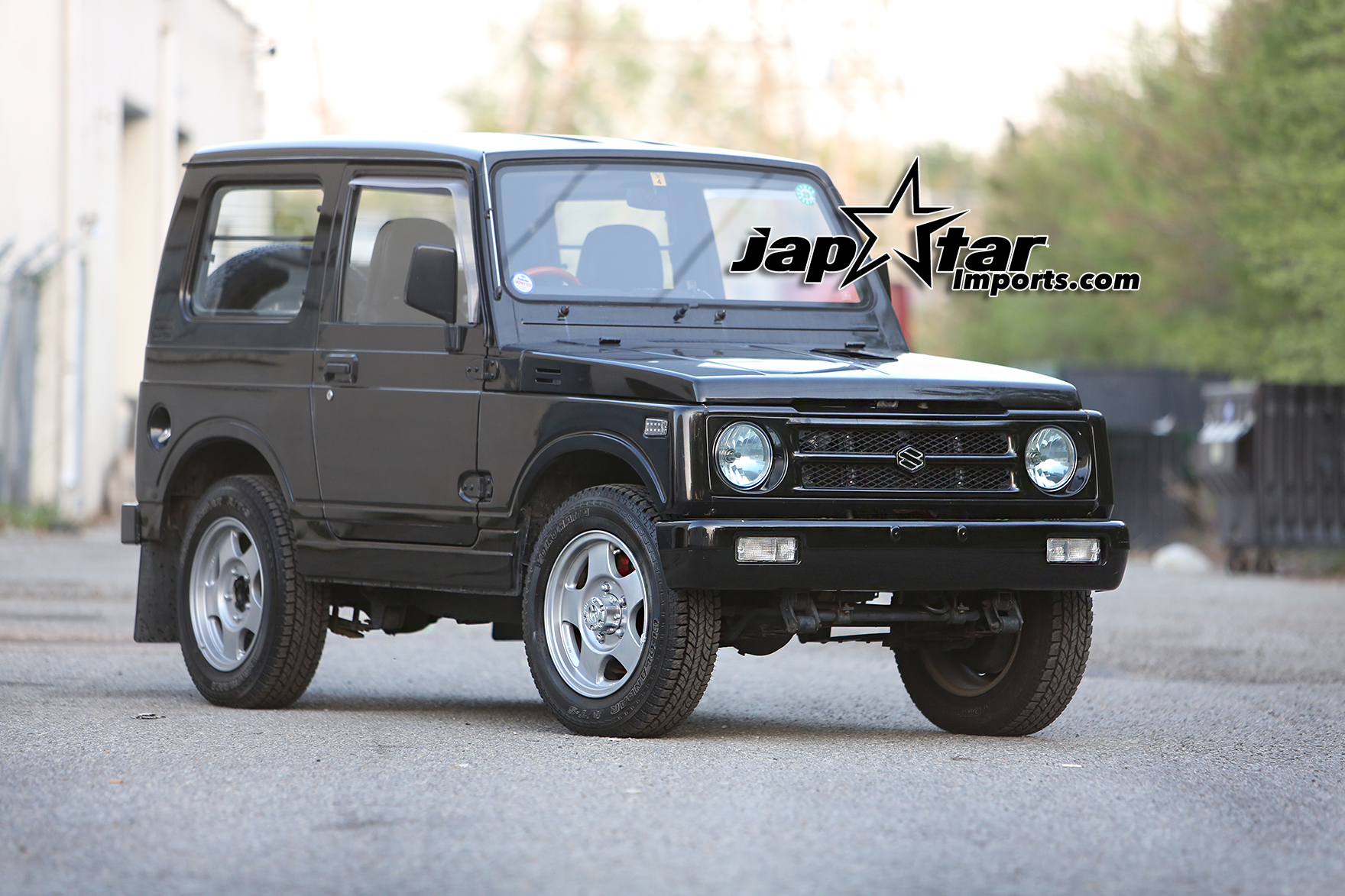 1992 Suzuki Jimny - SOLD