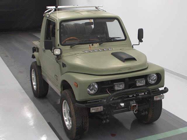 1993 Suzuki Jimny - SOLD