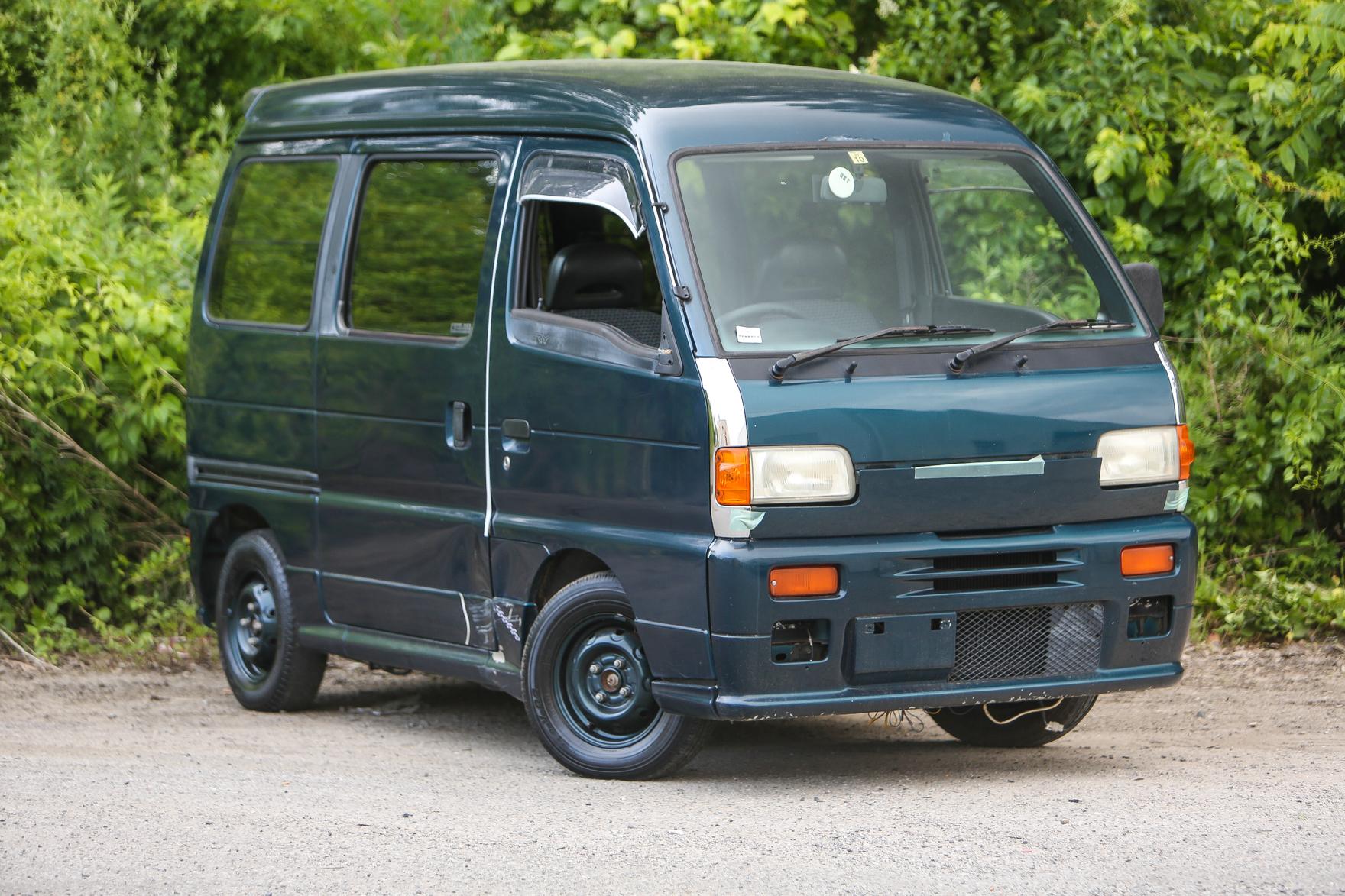 1995 Suzuki Every Joy Pop Turbo - Asking $7,950