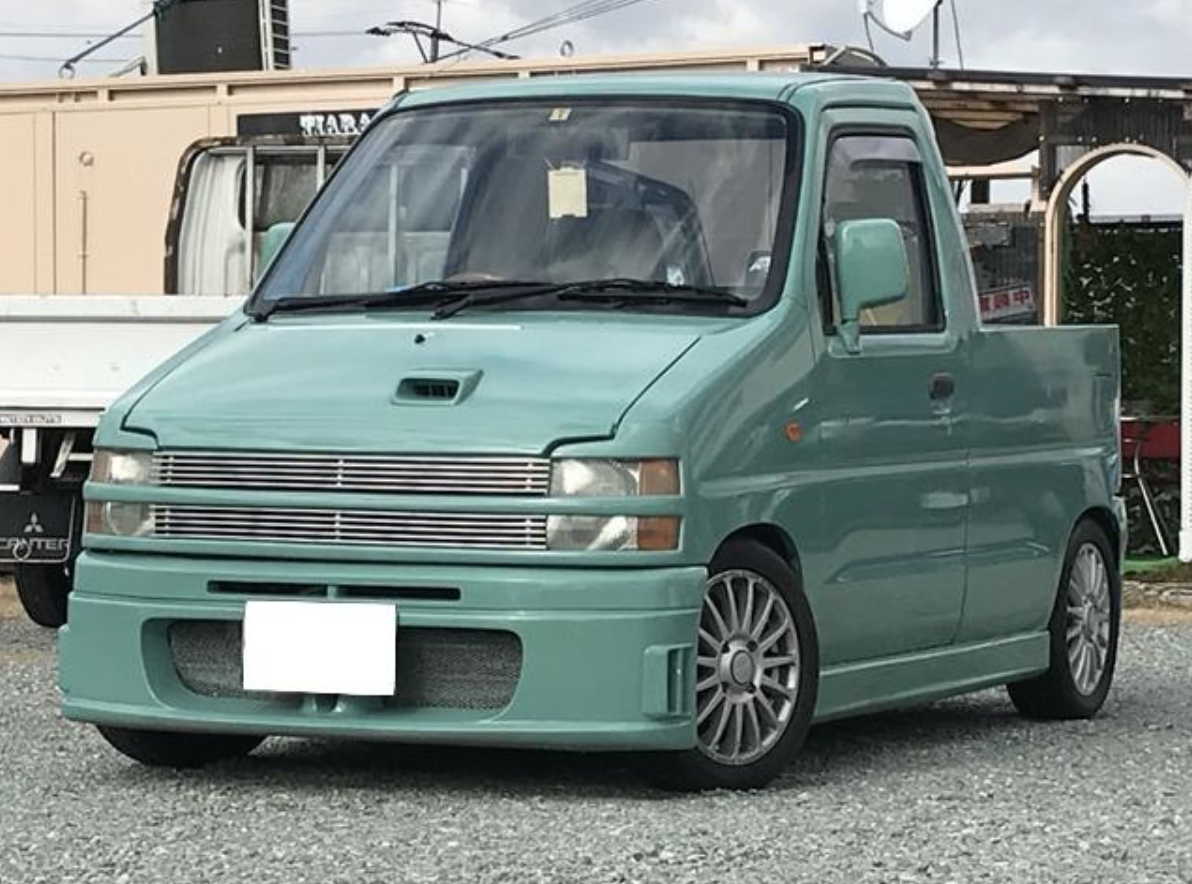 1995 Suzuki WagonR RT-S Turbo - Coming Soon