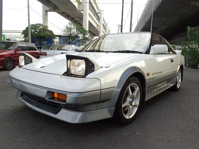 1989 Toyota MR2 Supercharged - SOLD