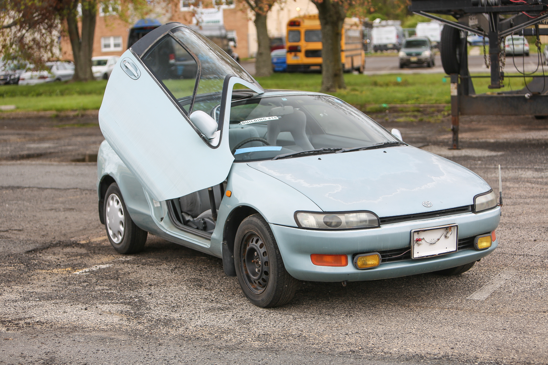 Toyota Sera - Available For $7,900
