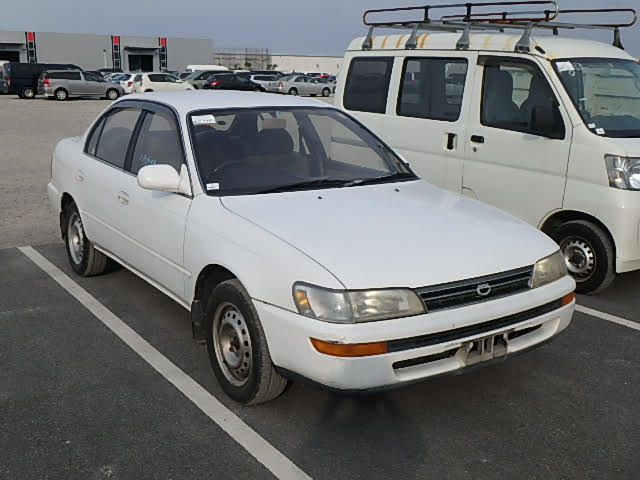 1992 Corolla SE LTD - SOLD