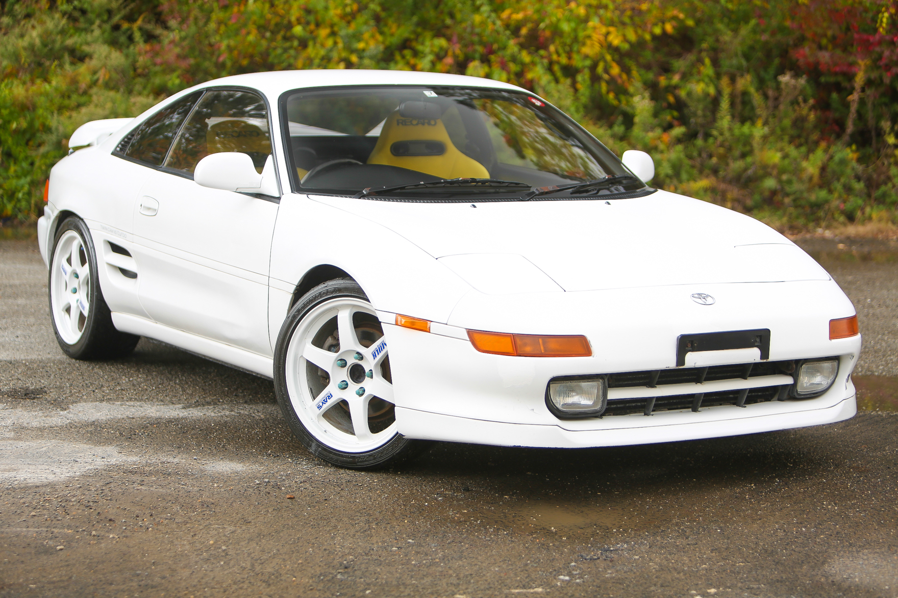 1995 Toyota MR2 GT - $19,950 WITH STOCK SEATS
