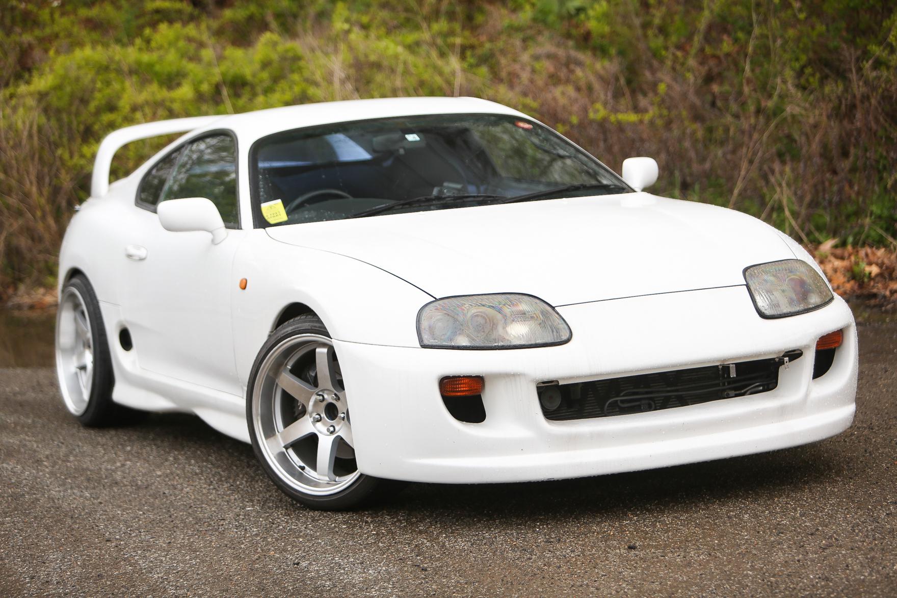 1995 Toyota Supra - $27,000