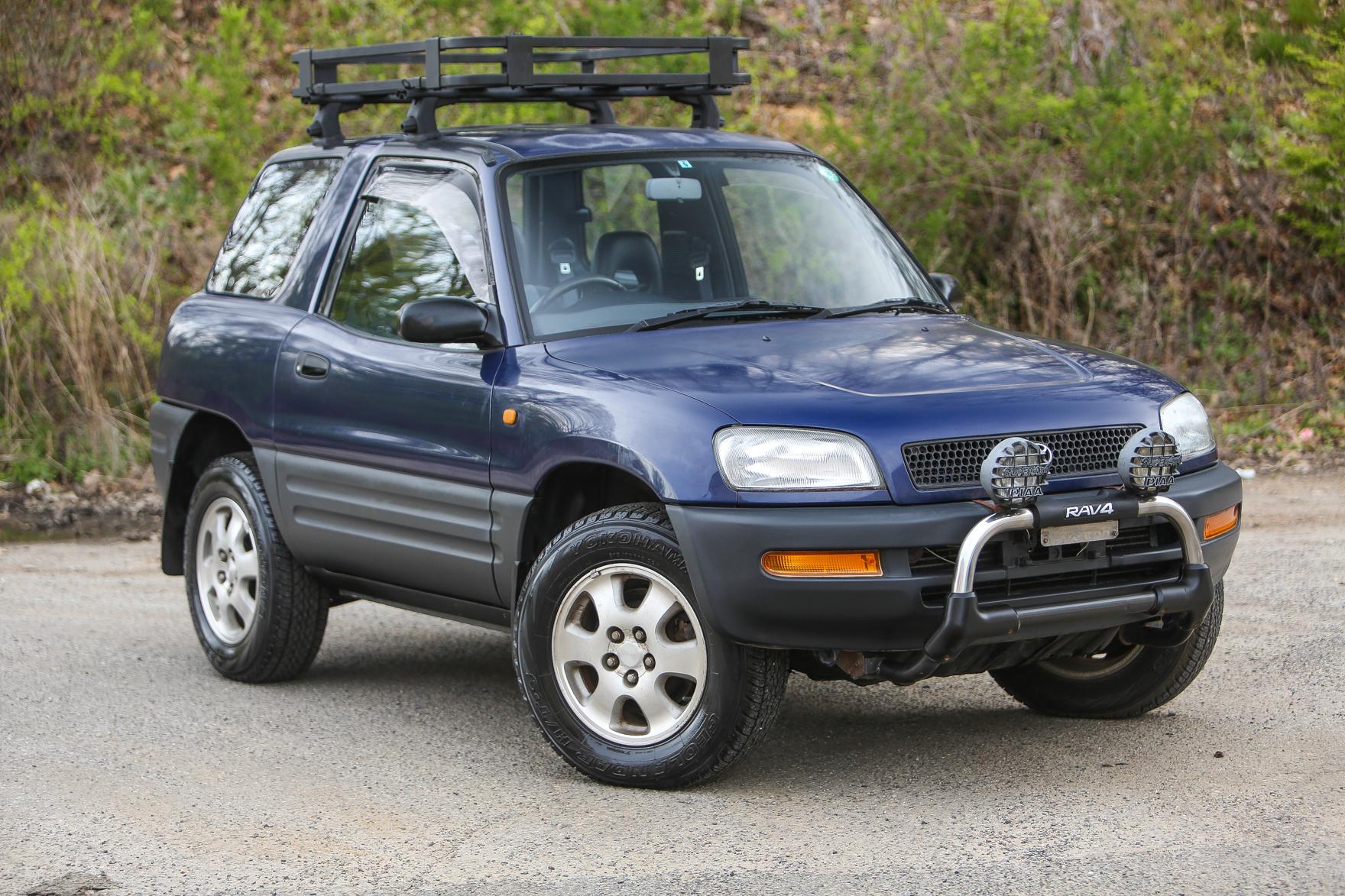 1994 Toyota Rav4 - $7,950